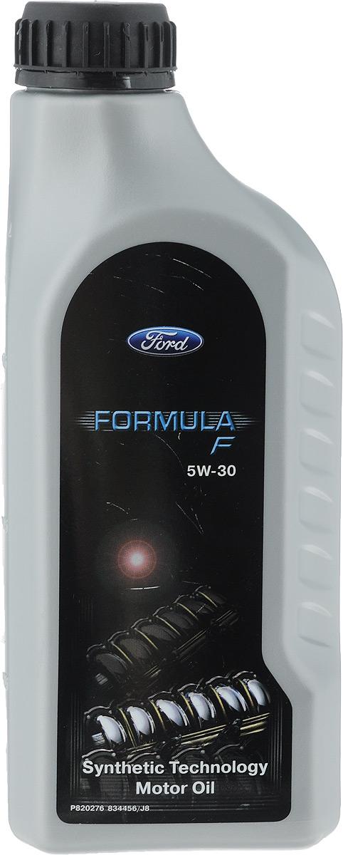 Моторное масло FORD Formula F/Fuel Economy HC, класс вязкости 5W30, 1 л790009Моторное масло FORD Formula F/Fuel Economy HC SAE 5W-30 обеспечивает: прекрасные смазочные свойства при «холодном» старте для всех компонентов двигателя при низких температурах, обеспечивая низкий износ, и продлевает срок службы двигателя; высокую защиту от износа при экстремальных условиях эксплуатации; высокую термическую стабильность и защиту от окисления, предотвращая старение масла. Продукт снижает расход масла и имеет очень хорошие очищающие свойства, защищающие от образования отложений и образования нагара.