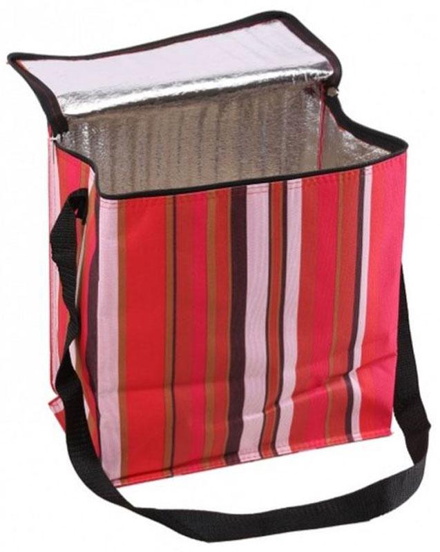 Термосумка Bradex, 17 л9103500790Испорченные на жаре продукты и нагретые солнцем напитки портят вам всё удовольствие от летних пикников? Во время загородных поездок зимой вам приходится с грустью отказываться от горячих домашних лакомств? Изотермическая сумка убережет ваши продукты от любых капризов погоды, сохраняя изначальную температуру еды и напитков до 12 часов!В сумке имеется удобная длинная ручка, термокрышка на двусторонней молнии.Изотермическая сумка – незаменимая вещь для любителей отдыха на природе!