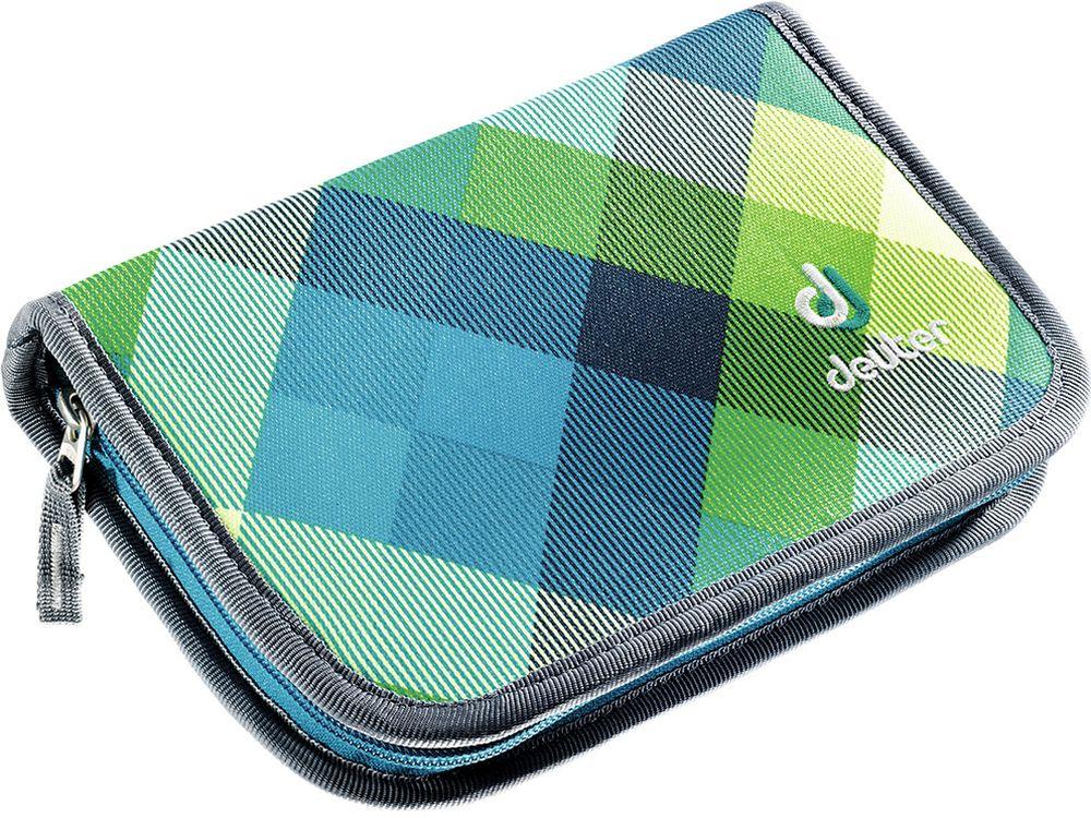 Deuter Пенал One Two49100-52\284456\BCDПенал без наполнения. Характеристики: прозрачный карман, карман на молнии, петли для ручек и карандашей. Без наполнения. Размеры: 4 x 21 x 14 см.