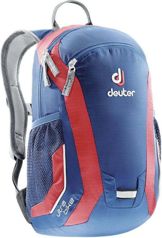 Deuter Рюкзак дошкольный Ultra Bike цвет синий оранжевый72523WDЭтот рюкзак для самых юных спортсменов-байкеров в ыдержан в одном стиле с рюкзаками для взрослых. Этот уменьшенный вариант рюкзака Bike One имеет спинку, адаптированную под детскую анатомию и рассчитанна детей от 5 лет. В этом сезоне Ultra Bike – в новом цвете.- Система вентиляции спины Airstripes- анатомические мягкие плечевые лямки- нагрудный ремень- передний карман на молнии- два сетчатых боковых кармана- отражатели 3M со всех сторон и отражающая петля для проблескового фонарика- бирка с именем внутри- совместимость питьевой системойМатериал: Microrip-Nylon / HexLite 210