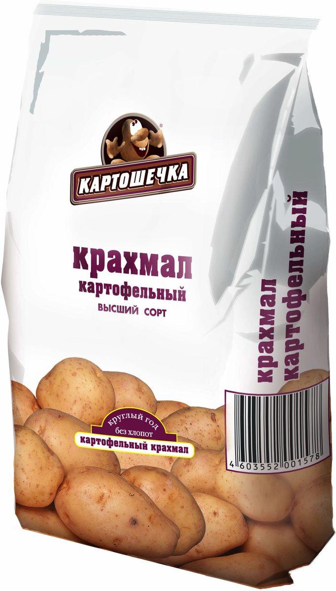 Картошечка Крахмал картофельный высший сорт, 200 г