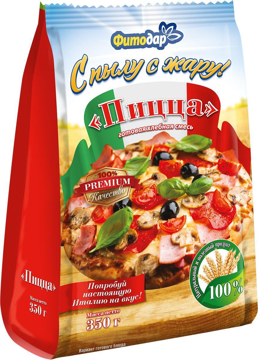 Фитодар пицца мучная смесь, 350 г