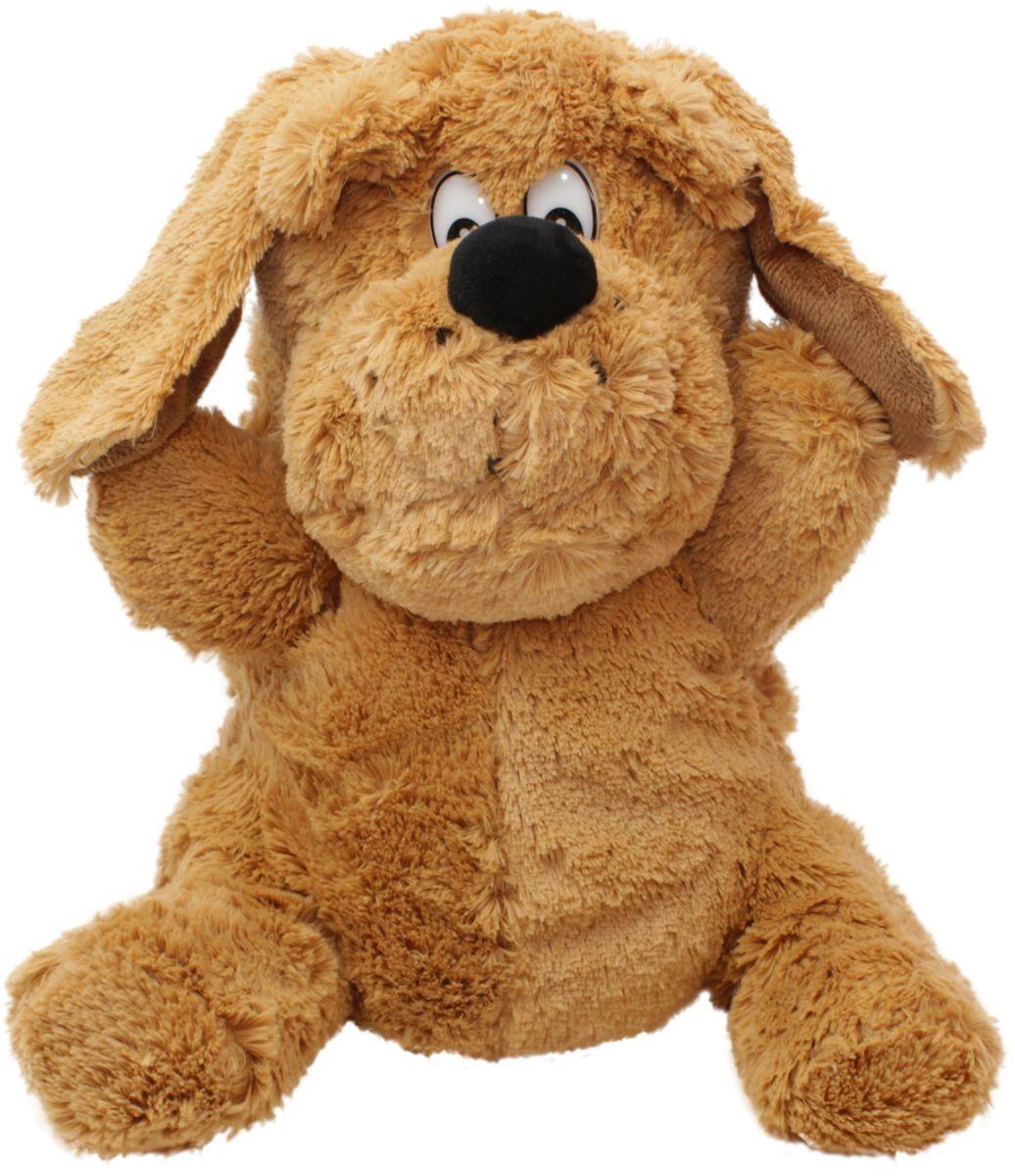 Феникс+ Рюкзак детский Щенок цвет коричневый72523WDРазмер: 32 x 20 x 14 см.Материал: мягкий полиэстер.Внутренняя подкладка.