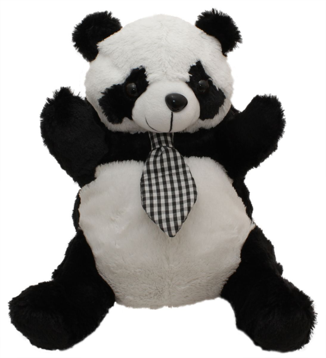 Феникс+ Рюкзак детский Панда цвет черный белый72523WDРазмер: 32 х 20 x 14 см.Материал: мягкий полиэстер.Внутренняя подкладка.