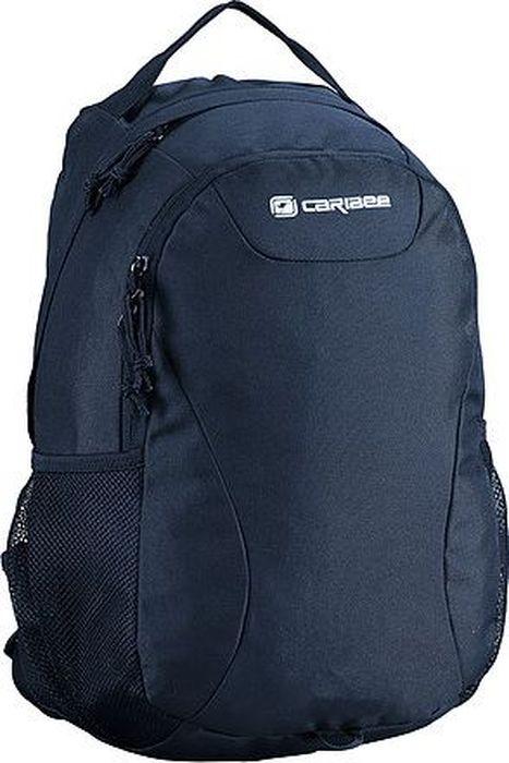 Рюкзак Caribee Amazon, цвет: синий, 20 л6421NAVУниверсальный рюкзак Caribee Amazon предназначен для школы, университета, работы или городских прогулок.Особенности модели:- двойное отделение оснащено мягким чехлом для планшета;- спинка рюкзака имеет удобное строение и мягкую обивку;- лямки S-образной формы можно адаптировать под рост за счет регулируемой подвесной системы;- дополнительно рюкзак оснащен боковыми сетчатыми карманами;- материал устойчив к перепадам температуры и света, ультрафиолета и влаги.