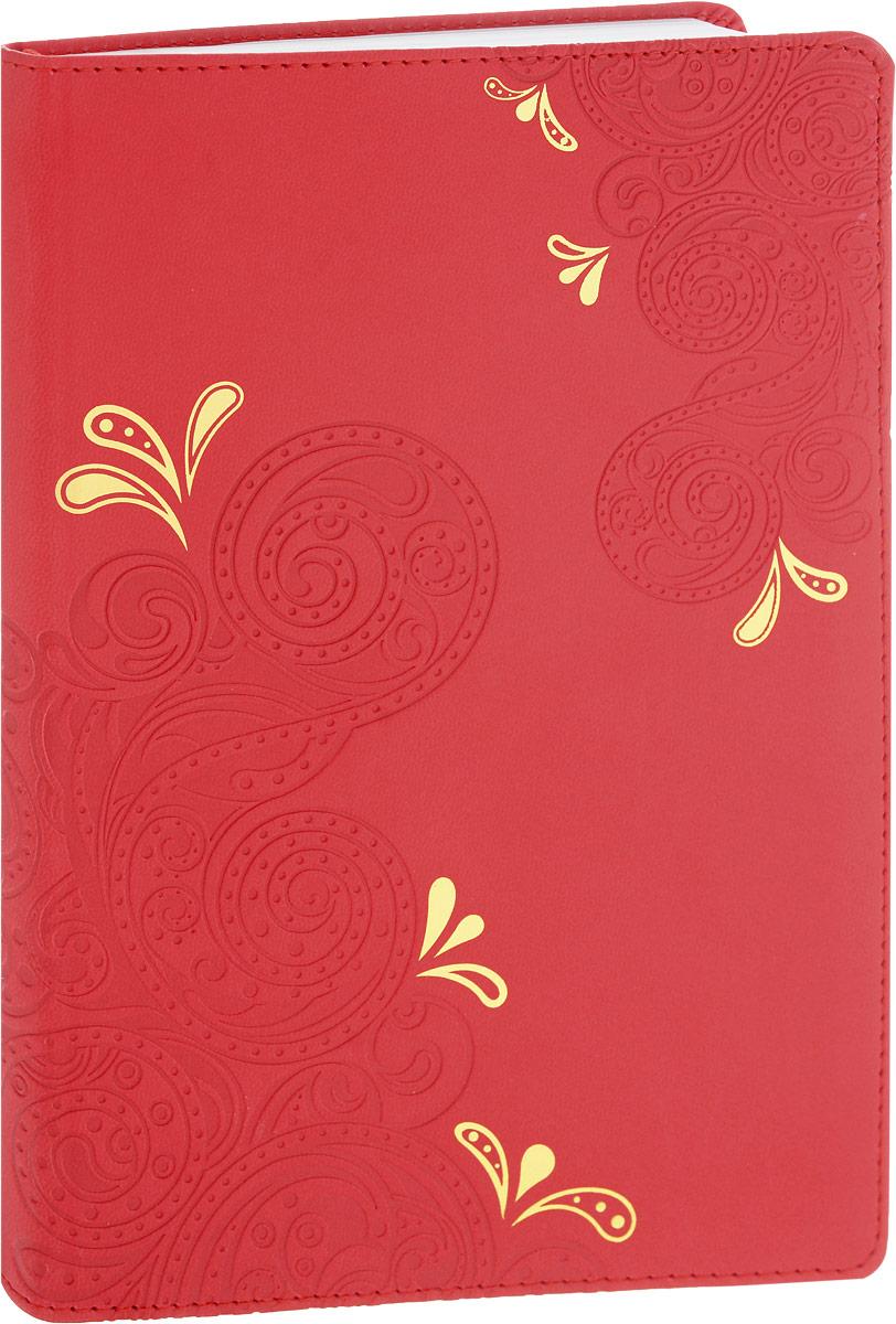 Brauberg Бизнес-блокнот Orient 128 листов в клетку цвет красный121587Бизнес-блокнот Brauberg Orient - незаменимый атрибут современного человека, необходимый для рабочих и повседневных записей в офисе и дома.Обложка блокнота выполнена из износоустойчивой искусственной кожи, прошитой по периметру. Блокнот с закругленными уголками содержит 128 листов формата А5 с разметкой в клетку. Имеет закладку-ляссе.Бизнес-блокнот станет достойным аксессуаром среди ваших канцелярских принадлежностей. Такой блокнот пригодится как для деловых людей, так и для любителей записывать свои мысли, писать мемуары или делать наброски новых стихотворений.