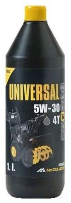 Масло моторное Husqvarna SAE UOA, для 4-тактных двигателей, всесезонное, класс вязкости, 5W-30, 1 л5776164-22Масло для 4-х тактных двигателей SAE 5W-30 UOA 1л всесезонное 5776164-22