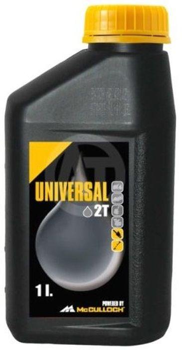Масло моторное Husqvarna Universal HP Super, для 2-тактных двигателей, 1 лS03301004Масло для 2-х тактных двигателей 1л UNIVERSAL HP SUPER 5776164-34