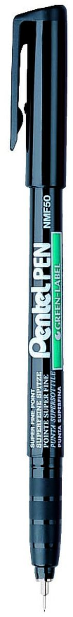 Pentel Маркер перманентный Green LabelFS-36052Супертонкий металлический пишущий узел, длина металлического наконечника 4 мм. Удобен для маркировки практически на всех поверхностях, особенно в труднодоступных местах благодаря прочному и длинному пишущему узлу. Рифленая зона захвата. Чернила не содержат ксилол, толуол.