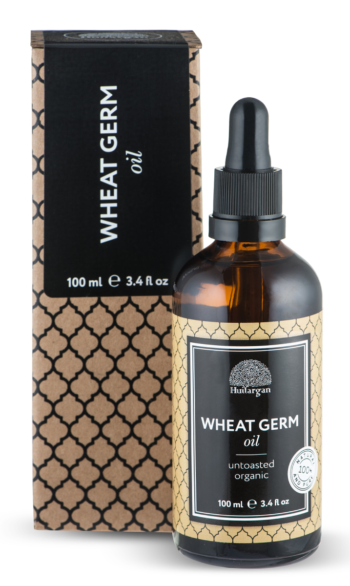 Huilargan Зародыши пшеницы, 100 млFS-00897Масло зародышей пшеницы имеет очень приятный солнечный запах. Богато кислотами омега-3, 6. Это также очень важный источник витамина. Е (эффект Anti-age). Масло глубоко проникает в клетки кожи, это отличное средство для омолаживания и восстановления эластичности кожи, рекомендуется для ухода за кожей лица и зоны декольте. Питает и защищает, особенно подходит для обезвоженной, сухой кожи, потрескавшейся кожей. Масло зародышей пшеницы может использоваться для снятия макияжа и как смягчающее средство для кожи лица и тела. Питает, тонизирует и защищает кожу рук и губ при холодной погоде.
