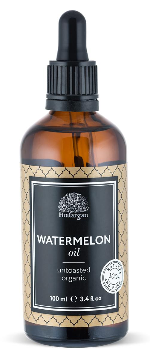 Huilargan Арбузная косточка, 100 млJA0016Масло из семян арбуза одно из самых полезных и ценных масел. Прекрасно защищает, увлажняет и питает все типы кожи. Нормализует выделение кожного сала, кожа приобретает эластичность и здоровый вид. При ослабленных волосах, укрепляет луковицы, улучшает структуру волоса и ускоряет рост. Оно способствует восстановлению нормального роста ногтей.