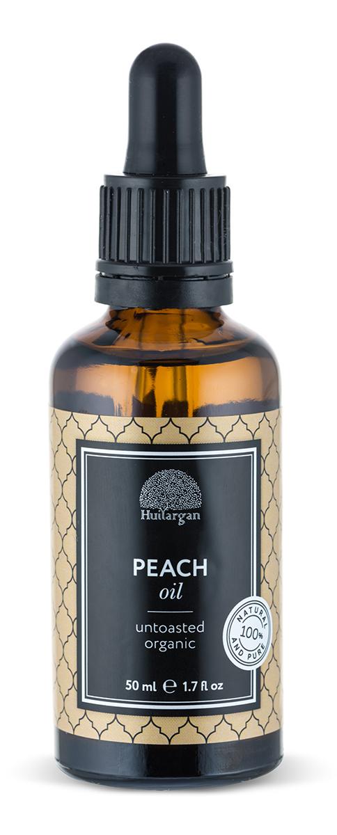 Huilargan Персиковое масло, 50 мл66-Ф-5-150Масло персика применяется для ухода за кожей лица и кожей вокруг глаз, телом, волосами, губами. Персиковое масло способствует профилактике и устранению воспалительных реакций и быстрому росту ногтей, делает их крепкими, прозрачными, блестящими. Персиковое масло - лучшее средство для сухой кожи лица - прекрасно впитывается и придает свежесть. Основные свойства масла персика: регенерирует, смягчает, восстанавливает, омолаживает, тонизирует, увлажняет. Ежедневный уход за веками снимет их воспаление и отсрочит появление вокруг глаз выраженных гусиных лапок. Ухоженные губы будут яркими, мягкими, без трещин и шероховатостей.