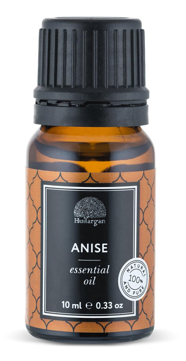 Huilargan Эфирное масло, анис, 10 мл905785Выводит из стрессовых состояний! Снимает нервное перенапряжение! Повышает эластичность, тургор и упругость кожи! Обладает антисептическим действием!