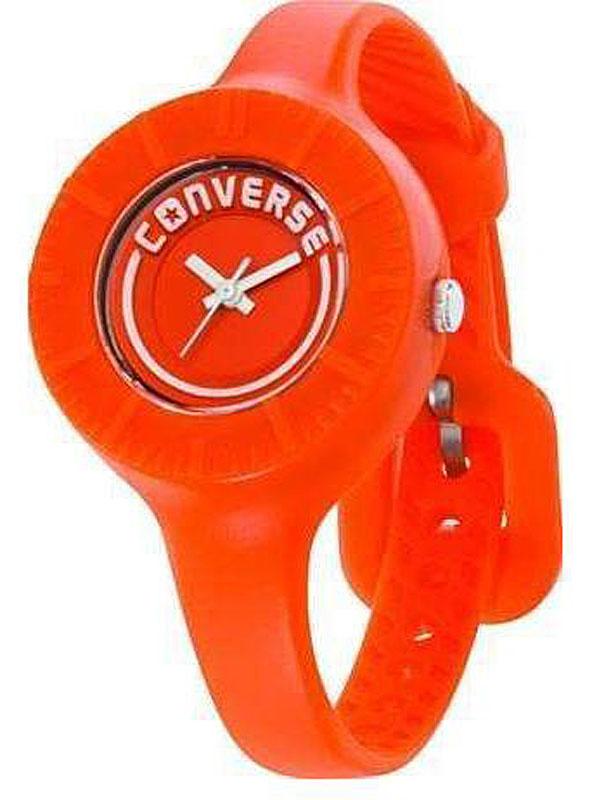 Наручные часы женские Converse The Skinny, цвет: оранжевый. VR027-800BM8434-58AEЧасы Converse - яркие, динамичные, неформальные - в полной мере отражают дух бренда, который мы так хорошо знаем по легендарным кедам.