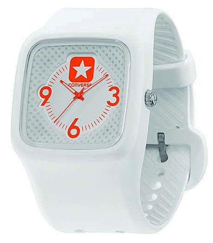 Наручные часы женские Converse Clocked Perfed, цвет: белый. VR030-100BM8434-58AEЧасы Converse - яркие, динамичные, неформальные - в полной мере отражают дух бренда, который мы так хорошо знаем по легендарным кедам.