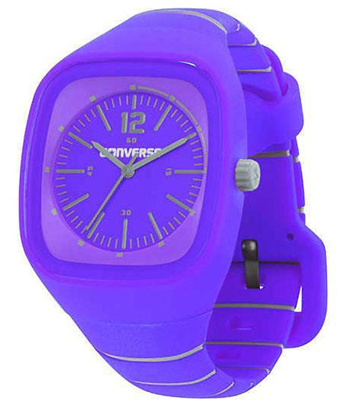 Наручные часы женские Converse Rebound, цвет: фиолетовый. VR031-510BM8434-58AEЧасы Converse - яркие, динамичные, неформальные - в полной мере отражают дух бренда, который мы так хорошо знаем по легендарным кедам.