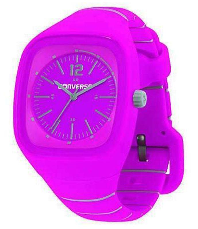 Наручные часы женские Converse Rebound, цвет: розовый. VR031-600BM8434-58AEЧасы Converse - яркие, динамичные, неформальные - в полной мере отражают дух бренда, который мы так хорошо знаем по легендарным кедам.