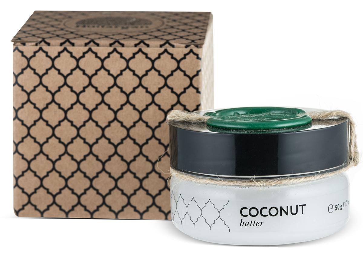 Huilargan Кокос масло, баттер, 50 гFS-00897Отличный питательный компонент, легко и быстро смягчает сухую кожу стоп,локтей, коленей, удерживает влагу вклетках сухой кожи. Очищает кожу отвсех загрязнений, его можно использовать для снятия макияжа. Разглаживаетморщины вокруг глаз и укрепляет ресницы, способствуя их росту и густоте.Укрепляет, питает и стимулирует ростволос. Укрепляет ломкие ногти.