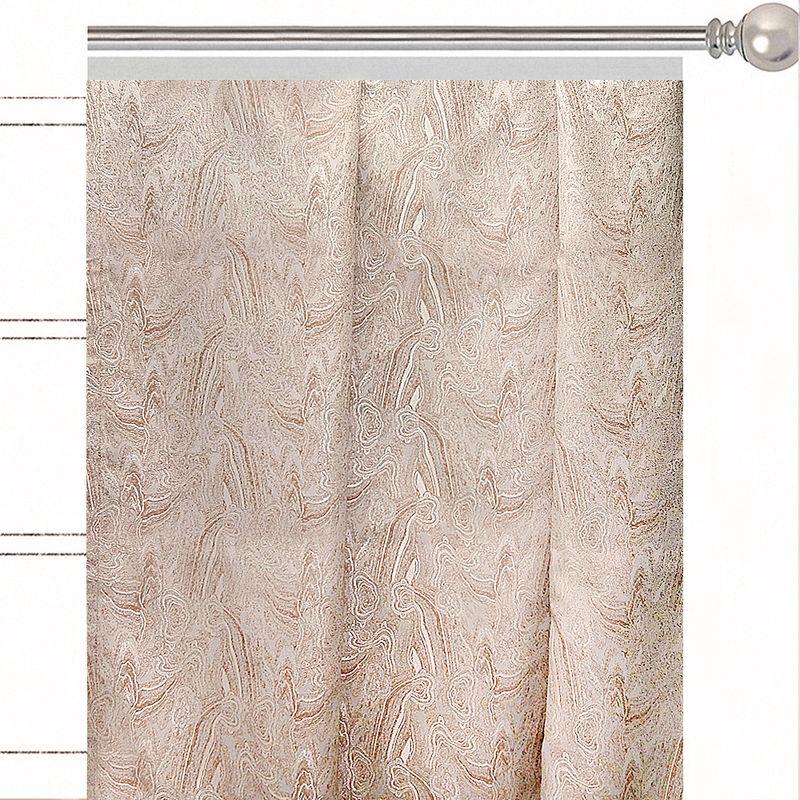 Штора Altali Музыка мрамора, на ленте, высота 270 смP608-7015/1Жаккардовые шторы из новой коллекции Apolena - это прочность, изысканность, красота и четкость сложносплетенного рисунка, долговечность и износостойкость. Одним словом - классика! Если вы хотите внести в интерьер вашего дома утонченность, изысканность и особенный шик - вы легко добьетесь этого с королевскими жаккардовыми шторами Apolena.Жаккард - плотная ткань, поэтому данные шторы будут как нельзя кстати для помещений, окна которых выходят на юг. Но и в других помещениях они будут ничуть не менее уместны, особенно в паре с жаккардовыми скатертями или подушками Apolena.