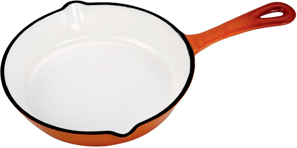 Сковорода Vitesse Akira 20 см VS-157854 009312Сковорода Vitesse Akira, изготовленная из чугуна, прекрасно подойдет для вашей кухни. Внешняя сторона сковороды - эмалированное покрытие. Внутреннее антикоррозийное покрытие. Сковорода подходит для использования на всех типах плит, включая индукционные. В комплект входит рукавица. Характеристики: Материал: чугун. Диаметр сковороды: 20 см. Высота стенки сковороды: 4,5 см. Длина ручки: 11,5 см. Длина рукавицы: 26,5 см. Размер упаковки: 30 см х 21 см х 6,5 см.Изготовитель: Китай. Артикул: VS-1578.