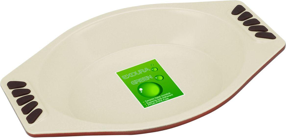 Форма для пирога Vitesse. Pemelia, диаметр 23 смFS-91909Круглая форма для пирога Vitesse. Pemelia изготовлена из высококачественной углеродистой стали. Антипригарное покрытие Exdura Green, препятствует пригоранию пищи и обеспечивающее легкую очистку. Пригодна для мытья в посудомоечной машине. Форма выдерживает температуру до 220°С. Удобные ручки с силиконовыми вставками не нагреваются. Простая в уходе и долговечная в использовании, она будет верной помощницей в создании ваших кулинарных шедевров. Характеристики: Материал:углеродистая сталь, силикон. Диаметр формы (по верхнему краю): 23 см. Общий размер формы:29,5 см х 25 см х 4 см.Изготовитель:Китай. Артикул:VS-1955.