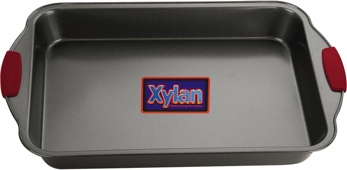 Форма для выпечки Vitesse, 45 х 29 см.54 009312Форма для выпечки Vitesse будет отличным выбором для всех любителей домашней выпечки. Особенности:высококачественная углеродистая сталь;ручки с силиконовым покрытием не нагреваются;температура использования: 200°C - 260°C;простая в уходе и долговечная;пригодна для мытья в посудомоечной машине. Характеристики:Материал: сталь, силикон. Размер формы с ручками: 45 см х 29 см. Размер формы без ручек: 37 см х 26,5 см. Высота формы: 5 см. Артикул: VS-8603.Кухонная посуда марки Vitesseиз нержавеющей стали 18/10 предоставит вам все необходимое для получения удовольствия от приготовления пищи и принесет радость от его результатов. Посуда Vitesse обладает выдающимися функциональными свойствами. Легкие в уходе кастрюли и сковородки имеют плотно закрывающиеся крышки, которые дают возможность готовить с малым количеством воды и экономией энергии, и идеально подходят для всех видов плит: газовых, электрических, стеклокерамических и индукционных. Конструкция дна посуды гарантирует быстрое поглощение тепла, его равномерное распределение и сохранение. Великолепно отполированная поверхность, а также многочисленные конструктивные новшества, заложенные во все изделия Vitesse, позволит вам открыть новые горизонты приготовления уже знакомых блюд. Для производства посуды Vitesseиспользуются только высококачественные материалы, которые соответствуют международным стандартам.
