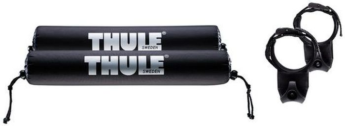 Крепление к автобагажнику Thule Sailboard Carrier, для перевозки виндсерфа с двумя держателями мачты. 5339202Thule Sailboard Carrier 533 - Классическая модель Thule, в чью пользу сделали свой выбор сёрферы по всему миру.