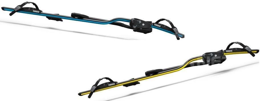 Велосипедное Крепление Thule ProRide 598 Limited, цвет: голубой. 598015CLP446Велосипедное Крепление Thule ProRide 598 Limited, ГОЛУБОЙ