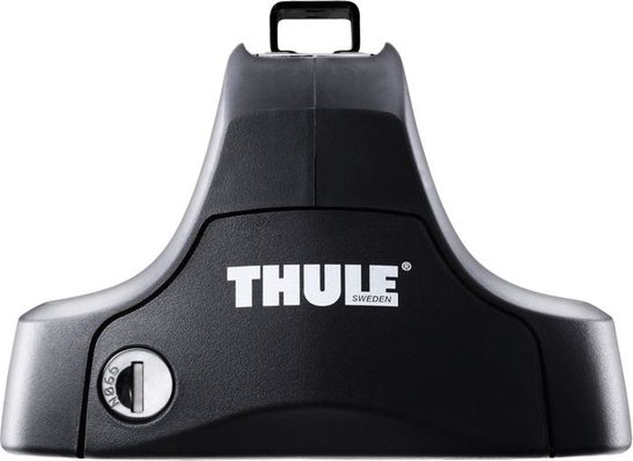Упоры для автомобилей Thule, с гладкой крышей. 75480621Thule Rapid System 754 - Надежный эксклюзивный упор для багажника для автомобилей со стандартной (гладкой) крышей.