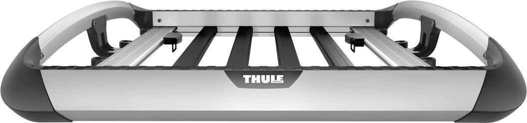 Грузовая корзина на автомобиль Thule Trail, размер L (160 х 100 х 18 см). 824824Thule Trail - Многофункциональная грузовая корзина премиум-класса.