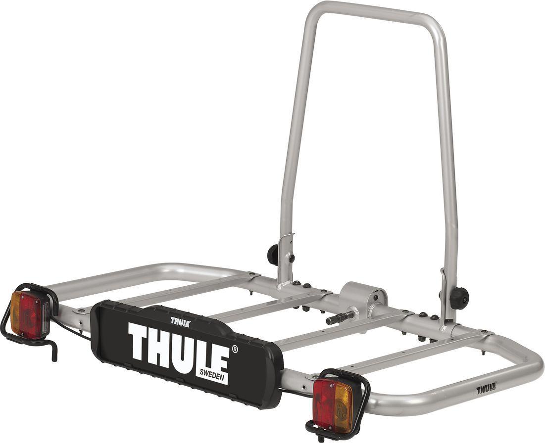 Платформа Thule Easy Base 7-pin, для установки на фаркоп автомобиля. 949CA-3505Thule Модель EasyBase 949 - Базовое решение для размещения груза в задней части автомобиля.