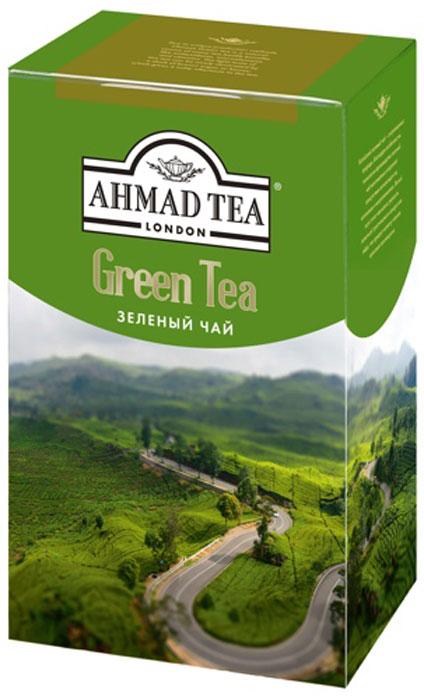 Ahmad Tea зеленый чай, 200 г0120710Едва заметная горчинка, свежесть, прозрачность оттенков, воздушность, легкость и чистота. Ahmad Tea - зеленый чай, способный, как и тысячу лет назад, прояснить сознание, успокоить поток эмоций, подарить сосредоточенность и гармонию. Чай со вкусом философской беседы, помогающий концентрации мысли и создающий дружественную атмосферу.Купаж плантационного китайского зеленого чая при заваривании дает настой нежного фисташкового цвета с освежающим сладким вкусом и тонкой горчинкой, свойственной сорту китайского чая Чан Ми. Обладает деликатным ароматом и вкусом.Заваривать 4-6 минут, температура воды 90°С.Уважаемые клиенты! Обращаем ваше внимание на то, что упаковка может иметь несколько видов дизайна. Поставка осуществляется в зависимости от наличия на складе.