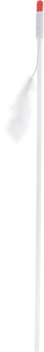 Игрушка-дразнилка для кошек Грызлик Ам Марабу, длина 116 смGLG039_желтыйИгрушка-дразнилка для кошек Грызлик Ам Марабу способна расшевелить даже самого ленивого питомца, заставляя его двигаться, тем самым способствует развитию его мускулатуры и улучшению координации движений. Игрушка изготовлена из натуральных и экологически чистых материалов, прочная и безопасная как для взрослых кошек, так и для котят.Общая длина игрушки: 116 см.