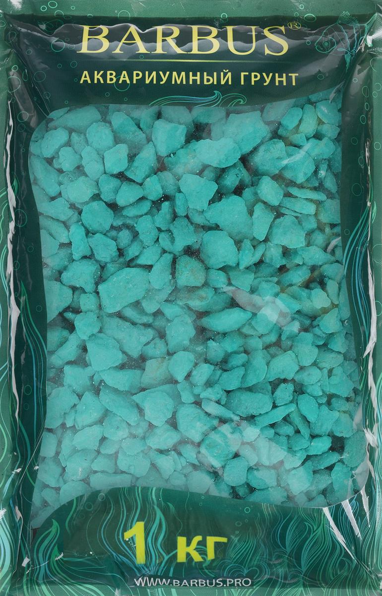 Грунт для аквариума Barbus Премиум, натуральный, кварц, цвет: бирюзовый, 5-10 мм, 1 кг0120710Натуральный природный грунт в виде кварца Barbus Премиум прекрасно подходит для применения в пресноводных аквариумах, а также в палюдариумах и террариумах.Грунт является субстратом для укоренения водных растений и служит неотъемлемой частью естественной среды обитания аквариумных видов рыб. Нейтральный рН. Не выделяет в воду вредных веществ. Идеален для всех видов рыб и живых растений. Прошел специальную обработку. Рекомендуется перед использованием грунт промыть.Фракция: 5-10 мм.