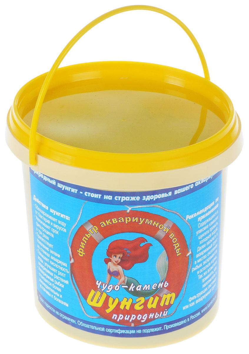 Грунт для аквариума Barbus Чудо-камень. Шунгит, 1 л0120710Грунт для аквариума Barbus Чудо-камень. Шунгит - натуральный природный фильтр аквариумной воды. Шунгит обеззараживает воду от бактерий и вирусов, увеличивает срок фильтроцикла в 3 раза, препятствует появлению зелени на стенках аквариума, повышает кислотность воды и улучшает рост аквариумных растений. При использовании шунгита аквариумные рыбки становятся более жизнедеятельны и устойчивы к болезням.
