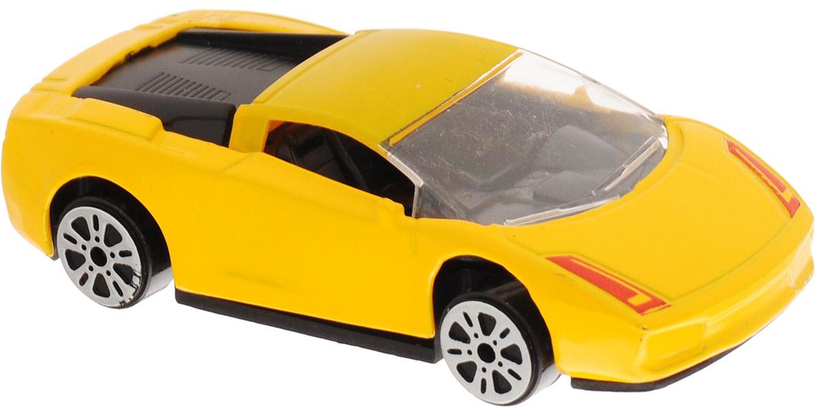 Город Игр Машинка гоночная Фиксики Нолик цвет желтый