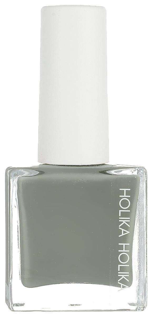 Holika Holika Лак для ногтей Пис Мэтчинг, тон GY01, серо-зеленый, 10 мл,5010777139655Улучшенная формула придает лаковому покрытию большую устойчивость и яркость блеска, по сравнению с предыдущей коллекцией. Лак устойчив к сколам и трещинам, быстро сохнет и обладает насыщенным пигментом.