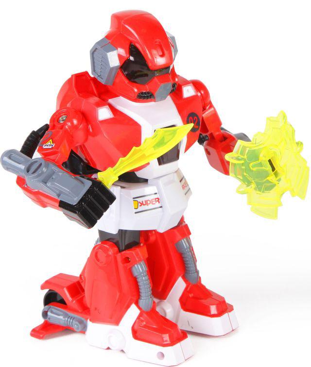 Yako Робот на радиоуправлении цвет красный Y16462668