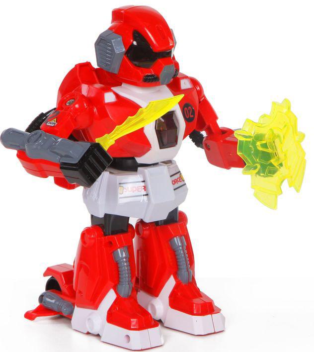 Yako Робот на радиоуправлении цвет красный Y16462778
