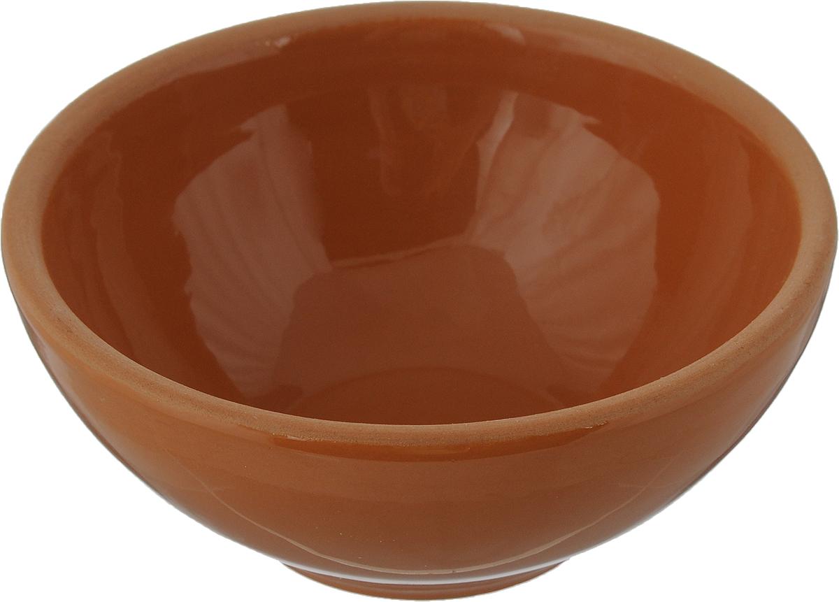 Розетка для варенья Борисовская керамика Cтандарт, 200 мл6С0013Розетка для варенья Борисовская керамика Стандарт изготовлена из глины. Изделие отлично подойдет для подачи на стол меда, варенья, соуса, сметаны и многого другого.Такая розетка украсит ваш праздничный или обеденный стол, а яркое оформление понравится любой хозяйке. Можно использовать в духовке и микроволновой печи. Диаметр (по верхнему краю): 10 см.Высота: 4 см.Объем: 200 мл.