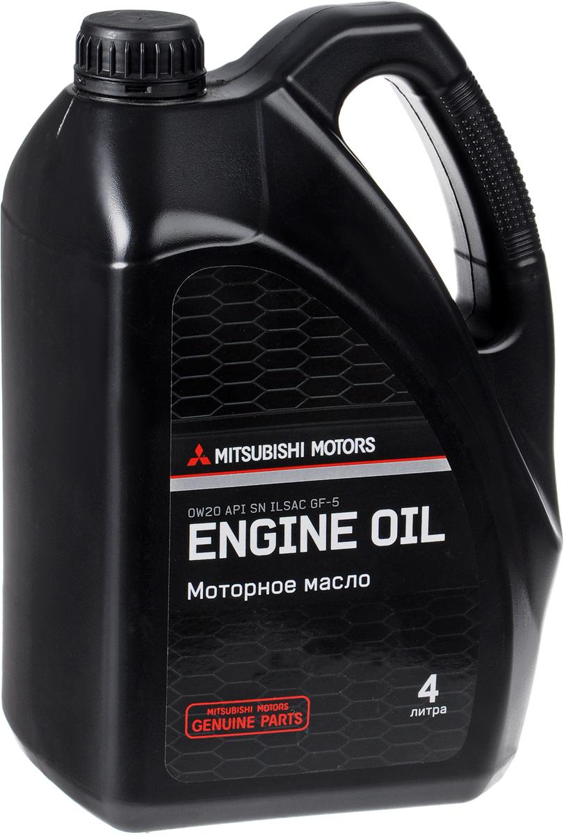 Масло моторное Mitsubishi Мotors, синтетическое, класс вязкости 0w-20, 4 л790009Оригинальное масло Mitsubishi Мotors- моторное масло, имеющее в своей основе новейшие высокотехнологические базовые компоненты, обеспечивающие стабильные характеристики вязкости масла и позволяющие эксплуатировать его в широком диапазоне температур без потери качества. Низкая вязкость масла обеспечивает повышенную топливную экономичность двигателя. Благодаря использованию в составе масла уникальных современных высокоэффективных пакетов присадок, разработанных с использованием новейших технологий в области химмотологии и производства смазочных материалов, оригинальное моторное масло MitsubishiMotors обеспечивает превосходную работу двигателя на протяжении всего срока использования, позволяет добиться максимальных показателей эксплуатационных характеристик и, обладая превосходными смазывающими и моющими свойствами, замедляет износ деталей, продлевая срок службы двигателя.Спецификация: API SN, SAE OW20, ILSAC GF-5.Товар сертифицирован.