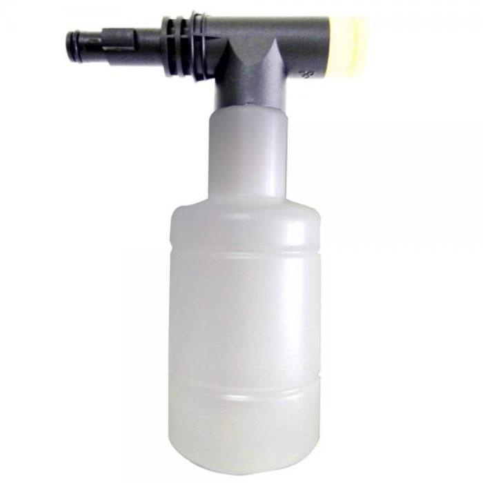 Пеногенератор Huter YLSW-20TНасадка из высокопрочного полипропилена к мойке высокого давления. Пенопистолет предназначен для нанесения пены на очищаемую поверхность.