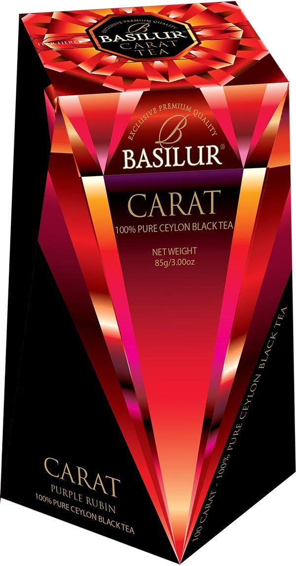 """Коллекция """"Карат"""" - это luxury коллекция от Basilur, в которой каждый вид чая - воплощение роскоши, чувственности и богатства. Продемонстрируйте свои чувства элегантным способом - подарите чай из коллекции """"Карат""""."""