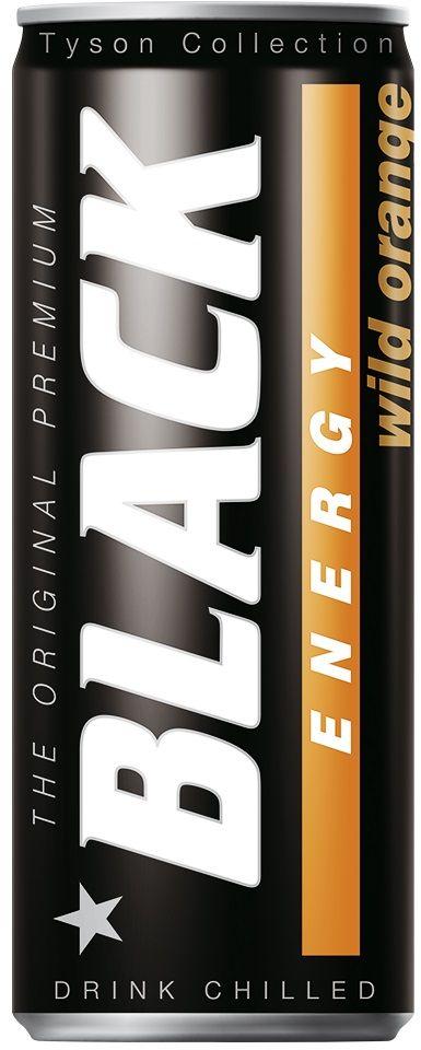Black Energy Wild Orange энергетический напиток, 0,25 л0120710Black Energy Wild Orange - безалкогольный газированный тонизирующий энергетический напиток, который соблазняет сладким ароматом диких апельсинов. Его вкус настолько освежает, что перенесет вас на самую крутую пляжную вечеринку в жаркий летний день. Black Energy Wild…. заряд дикой экзотики!