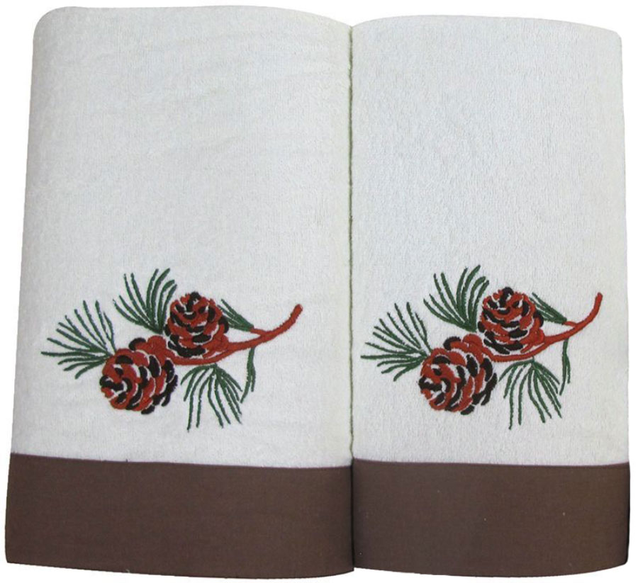 Набор махровых полотенец Bravo Ботаника, цвет: коричневый, кремовый, 45 х 90 см, 65 х 130 см, 2 шт702610Набор Bravo состоит из двух махровых полотенец, выполненных из натурального 100% хлопка. Изделия отлично впитывают влагу, быстро сохнут, сохраняют яркость цвета и не теряют формы даже после многократных стирок.Полотенца Bravo очень практичны и неприхотливы в уходе.