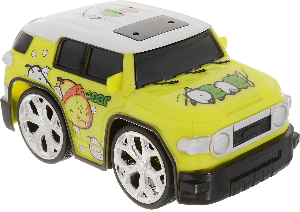 Bluesea Машинка на радиоуправлении Mini цвет салатовый bluesea машинка на радиоуправлении racing car цвет синий