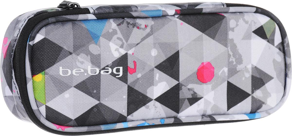 Herlitz Пенал Soft Case Cube Snowboard72523WDПенал Herlitz из серии Be.Bag Soft Case Cube Snowboard выполнен из прочного материала и закрывается на застежку-молнию. Состоит из одного вместительного отделения. Внутри пенала находятся эластичные крепления для канцелярских принадлежностей.Этот пенал станет не только практичным, но и стильным школьным аксессуаром для любого ребенка.
