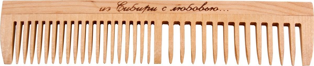 Расческа деревянная. РД2301