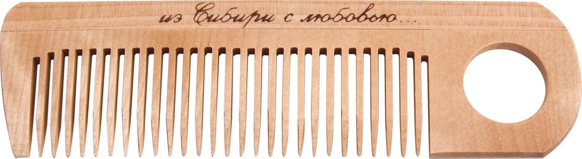 Расческа деревянная. РД4101