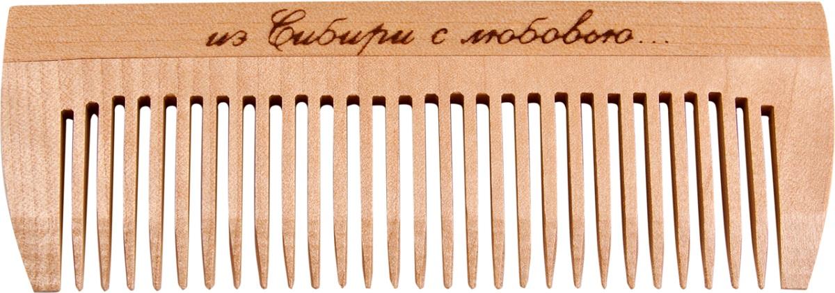 Расческа деревянная. РД1101